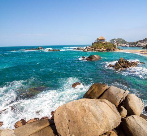 Diez razones para viajar a santa marta