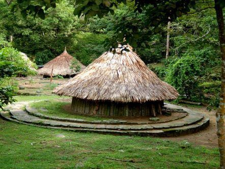 PUEBLITO CHAYRAMA – PARQUE TAYRONA | SANTA MARTA