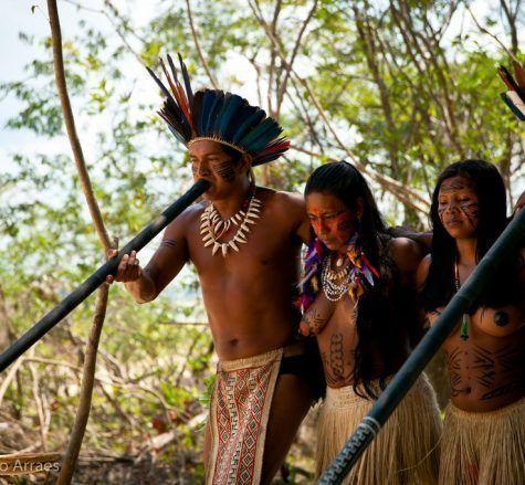 PRINCIPALES TRUBUS INDIGENAS QUE AUN SOBREVIVEN EN COLOMBIA