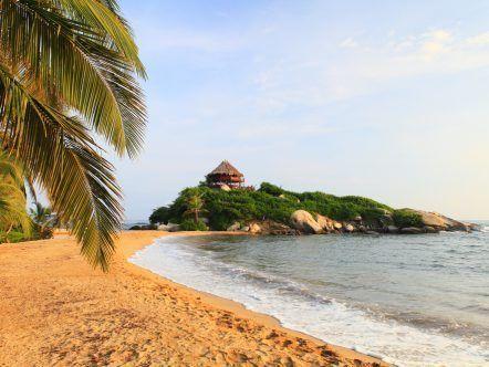 PLAYAS TAYRONA: CAÑAVERAL, ARRECIFE, PISCINA NATURAL Y CABO SAN JUAN DEL GUÍA