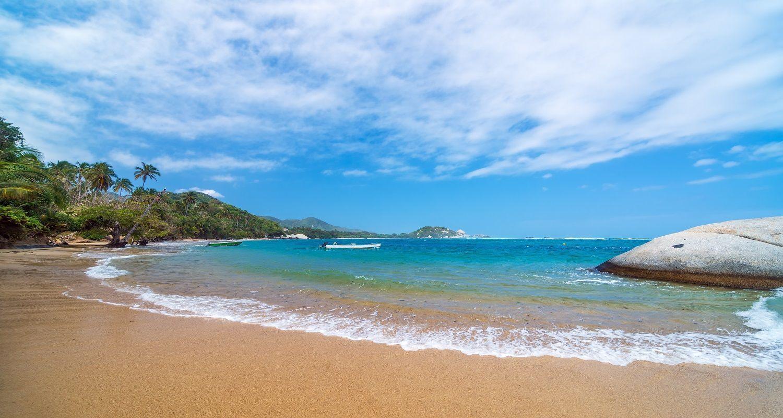 Parque nacional natural tayrona ole colombia for Playa o piscina