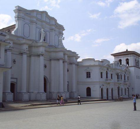 LAS 5 CIUDADES MAS ANTIGUAS DE COLOMBIA