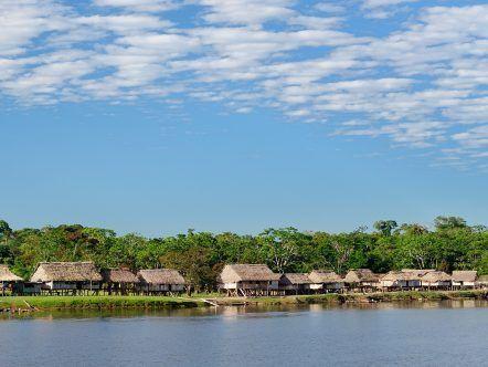 VISITA MALOCA HUITOTO/CAMINATA Y CONVERSATORIO CON CHAMAN | AMAZONAS