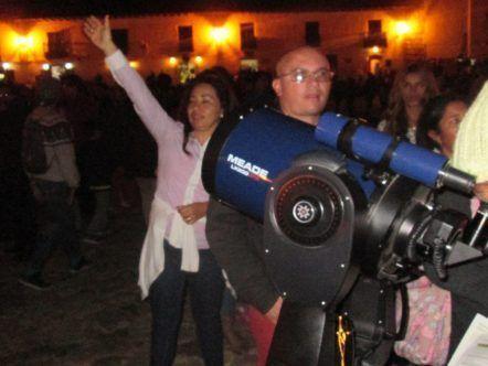 OBSERVATORIO ASTRONÓMICO DE ZAQUENCIPÁ – NOCTURNO | VILLA DE LEYVA