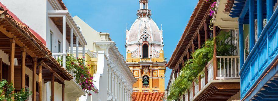 Viajes a cartagena colombia
