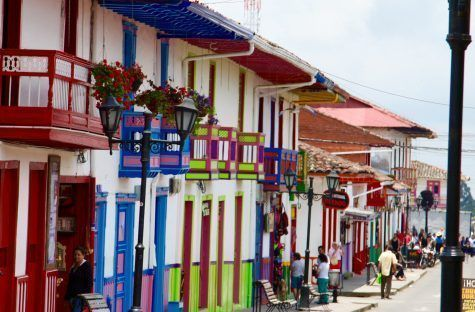 5 TOWNS WITH CHARM IN EJE CAFETERO
