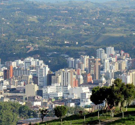 CIUDADES SOSTENIBLES EN COLOMBIA