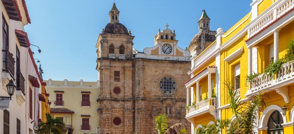 THE FIVE OLDEST CITIES IN COLOMBIA