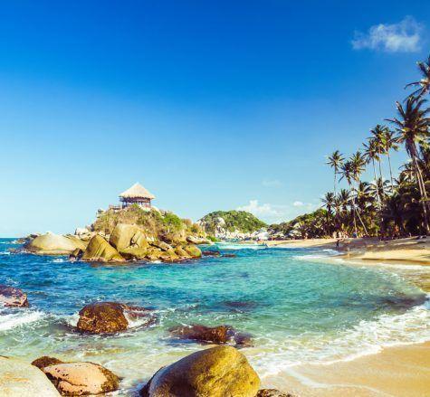 10 LUGARES PARA DISFRUTAR DEL SOL EN COLOMBIA