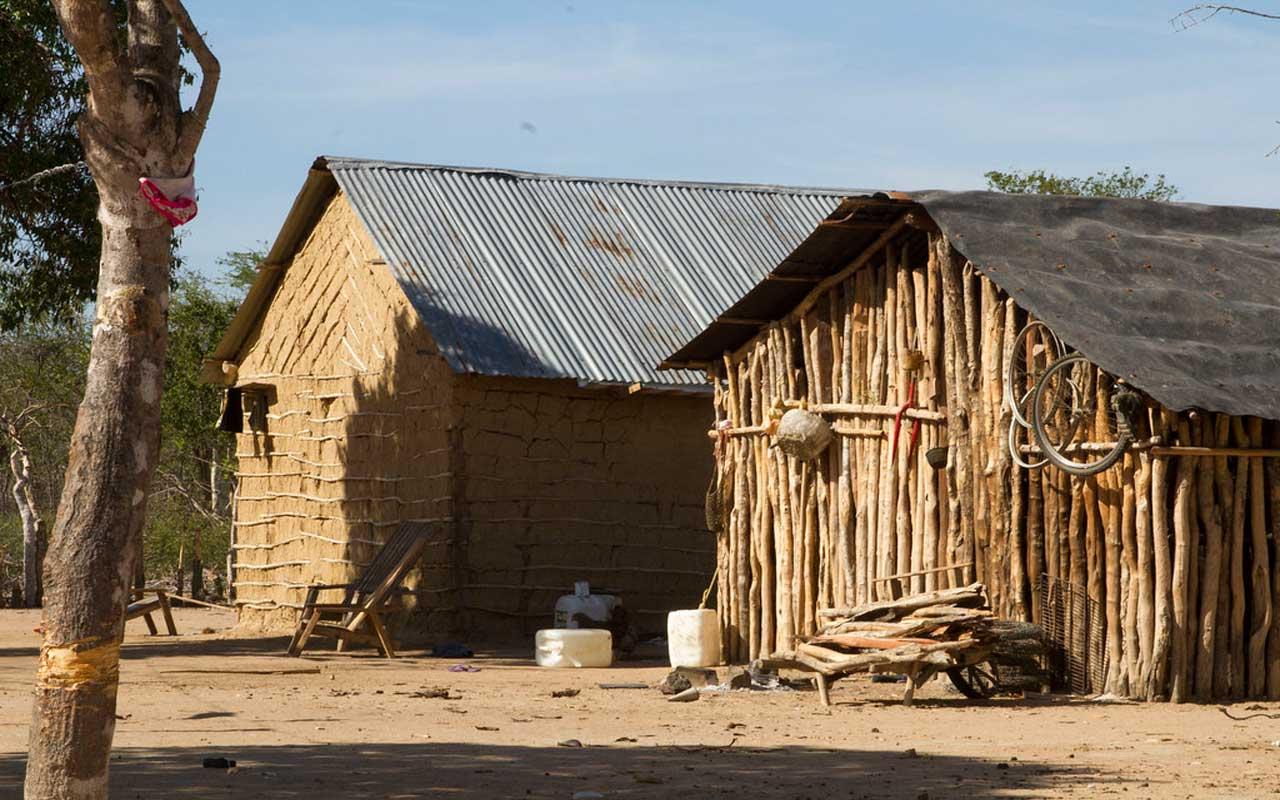 casas tribu wayuu