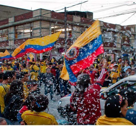 THE BEST 5 FOOTBALL TEAMS IN COLOMBIA