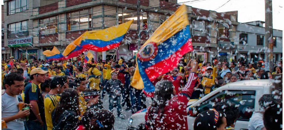 LOS MEJORES 5 EQUIPOS DE FÚTBOL EN COLOMBIA