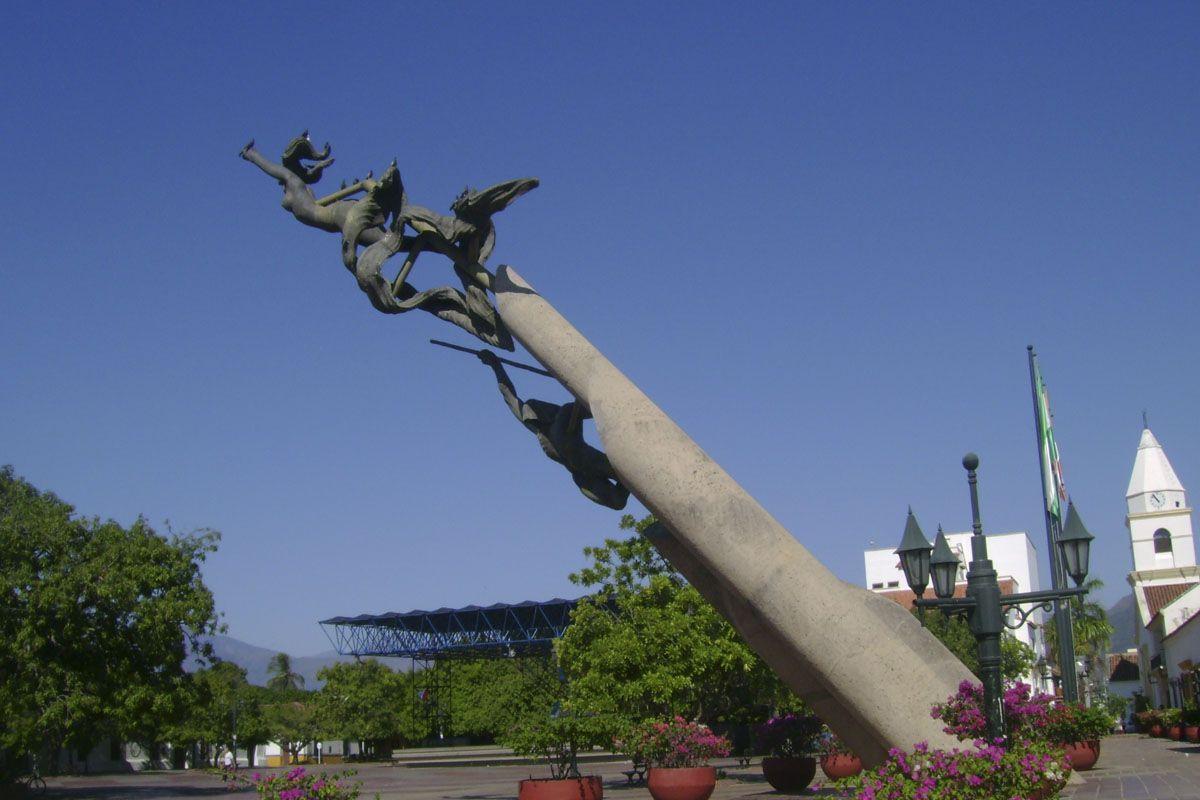 Plaza alfonso lopez