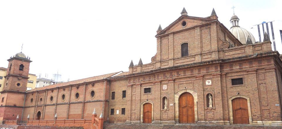 THE 10 BEST RELIGIOUS TOURIST DESTINATIONS OF COLOMBIA